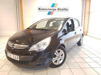 begagnad Opel Corsa Enjoy Plus 5-dörr 1.2 85hk