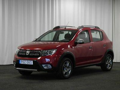 begagnad Dacia Sandero Stepway PhII TCe 90 II Kamera. Navi. Drag 2019, Halvkombi Pris 119 900 kr