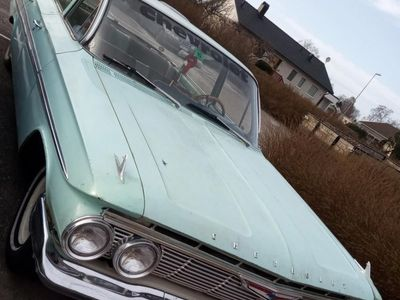 begagnad Chevrolet Impala 1961