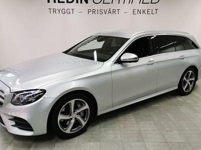 begagnad Mercedes E220 // AMG Paket // Värmare // Vinterhjul // 1 Ägare