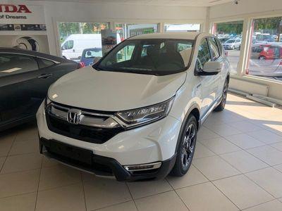 begagnad Honda CR-V Hybrid 2,0 ECVT Euro 6 215hk