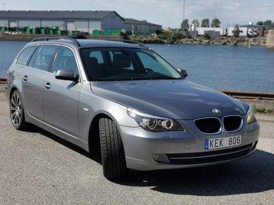 begagnad BMW 520 d Touring AUTOMAT NAVI