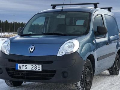 begagnad Renault Kangoo ExpressII 1.5 dCi Skåp 2013, Transportbil 45 000 kr