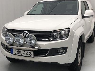 begagnad VW Amarok 2.0 TDI 4motion (180hk)