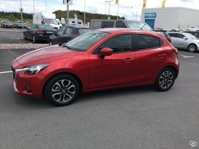 begagnad Mazda 2 90 hk, 2300 körda mil -16