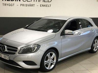 begagnad Mercedes 180 A Benz A A-KLASS2014, Halvkombi 132 900 kr