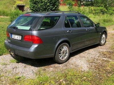 begagnad Saab 9-5 sport combi
