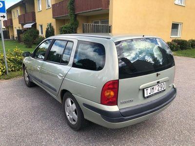 begagnad Renault Mégane Grandtour/skattad och besiktad