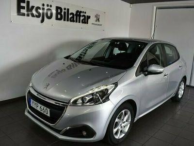 begagnad Peugeot 104 208 5-dörrar 1.2 VTi Active Euro 6 2018, Halvkombi Pris500 kr