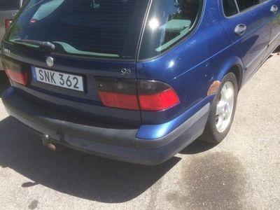 begagnad Saab 9-5 SE 2,0T