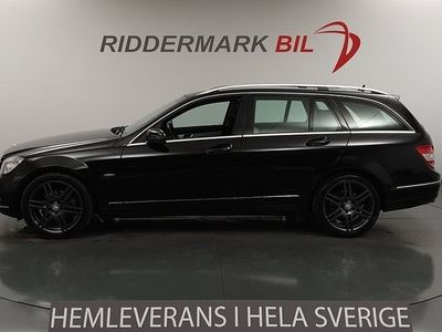 begagnad Mercedes C220 CDI BlueEfficiency Kombi S204 (170hk)