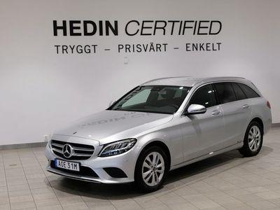 begagnad Mercedes C220 4MATIC/VÄRMARE 194hk, 2019