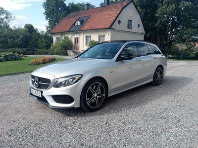 begagnad Mercedes C450 AMG 4MATIC