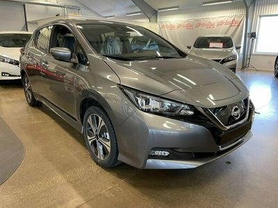 begagnad Nissan Leaf e+ Tekna MY20 62 kWh