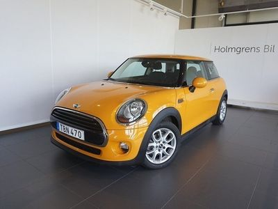 begagnad Mini Cooper Aut 3d Pepper Sportratt 16