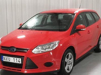 brugt Ford Focus 1.6 Ti-VCT Flexifuel Kombi 2012, Personbil 55 000 kr - 70 000 kr