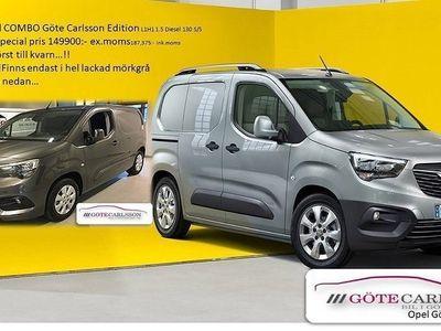 begagnad Opel Combo Launch Edition 4-dörrars 1.5 Euro 6 132hk