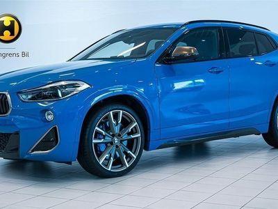 begagnad BMW X2 M35i Innovation DA+ HK Läder 20