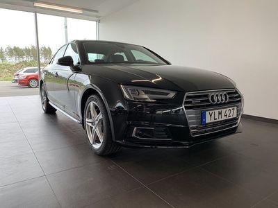 begagnad Audi A4 Sedan 2.0 TFSI 252hk SPORT Q /P-värmare /Drag /Lågmilad