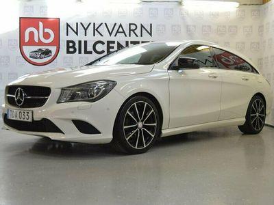 begagnad Mercedes CLA220 245 GCDI