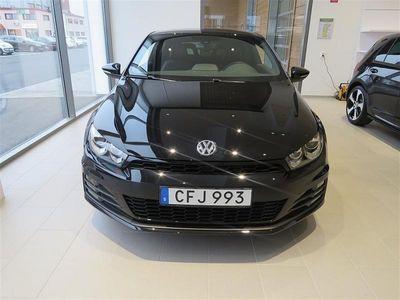 begagnad VW Scirocco TSI 180hk DSG SPORTPKT, PLUSPKT Sportkupé