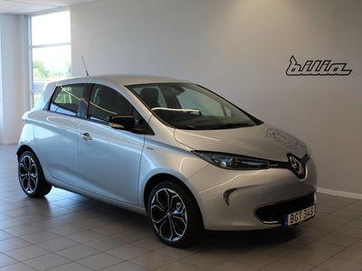 begagnad Renault Zoe R110 41 kWh Iconic batteriköp