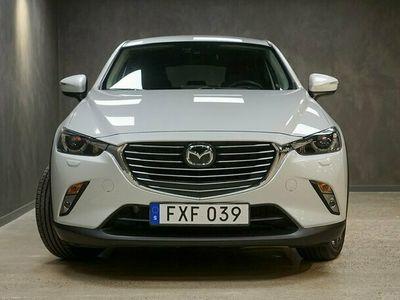 begagnad Mazda CX-3 2.0 SKYACTIV-G Optimum Navi Bose V-hjul