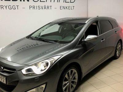 second-hand Hyundai i40 KOMBI BUSINESS / DRAG / NAVI / VÄRMARE / SOMMARREA /