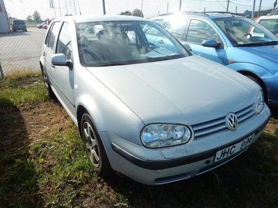 gebraucht VW Golf 1,6 (GDS-Bil Besiktings 2or) -98