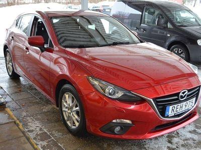 begagnad Mazda 3 Sport Skyactive-G 2,0L 120hk Bensin Man Nav Euro 6