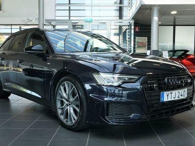 begagnad Audi A6 50 TDI Q S-Line Avant Sv-såld
