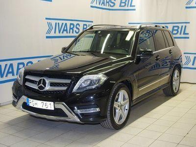 begagnad Mercedes 220 GLK BenzCDI 4-Matic 7G-Tronic Plus 2014, SUV 189 900 kr