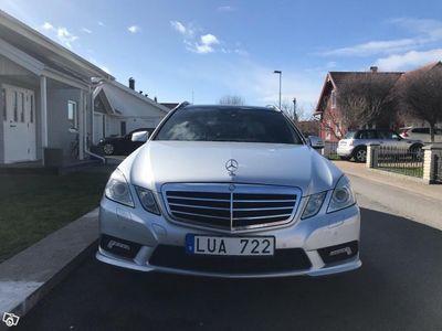 gebraucht Mercedes E220 CDI AMG -11
