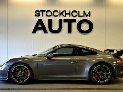 begagnad Porsche 911 GT3 Clubsport Lift Sport Chrono