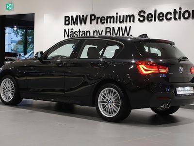 begagnad BMW 120 d xDrive M-sport - Autowåx Bil