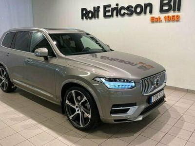 begagnad Volvo XC90 T8 AWD Recharge Inscription 7-säten 2021, SUV Pris 859 500 kr