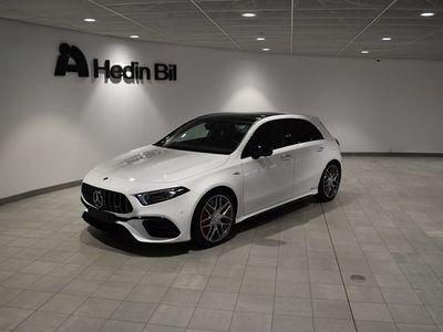 begagnad Mercedes A45 AMG A BenzS Nightpackage Panorama 2021, Halvkombi Pris 630 430 kr