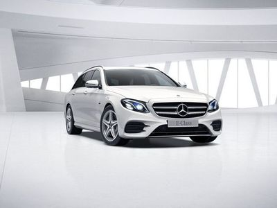 begagnad Mercedes E300 300 de Kombi Plug-in Hybrid