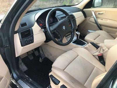 begagnad BMW X3 Advantage, Comfort 2.0d/150hk