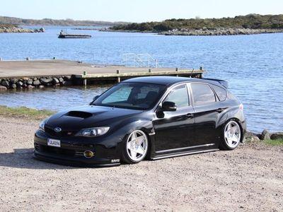 begagnad Subaru Impreza sti hatchback