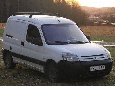 begagnad Citroën Berlingo Van 2.0 HDi 90hk REPARATIONS