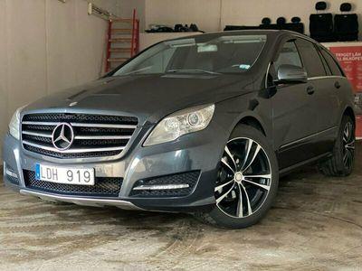 begagnad Mercedes R350 251CDI 4MATIC
