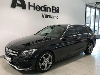 begagnad Mercedes C200 4-M 184Hk AMG Värmare Nav