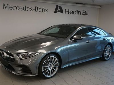 begagnad Mercedes CLS350 D 4MATIC COUPÉ