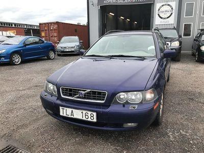 begagnad Volvo V40 2.0T BESIKTIGAD DRAG ROST 163hk
