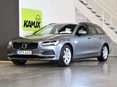begagnad Volvo V90 D3 SÖNDAGSÖPPET 25/8 Manuell. 150hk. 2017