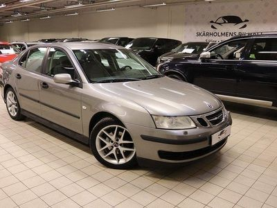 begagnad Saab 9-3 2.0T AUTO 9000MiL TVÅ ÄGARE NYBES 50