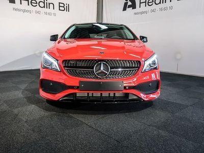 brugt Mercedes CLA180 Shooting Brake - AMG SKY DEMO