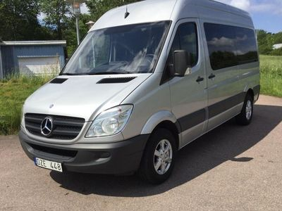 brugt Mercedes Sprinter 215 CDI (150hk)
