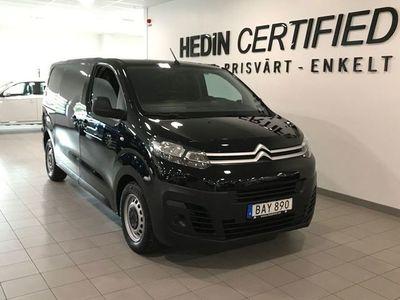begagnad Citroën Jumpy Van 2.0 BlueHDi Manuell, 122hk